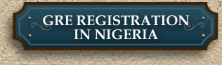 GRE Registration in Nigeria
